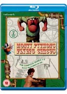 Monty Python's Flying Circus: The Complete Series (Blu-ray)
