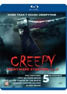 Creepy Nightmare Starters, Vol. 3 (5-disc) (Blu-ray)