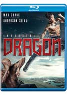 Invincible Dragon, The (Blu-ray)