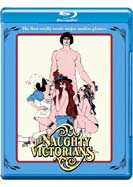 Naughty Victorians, The (Blu-ray & DVD)