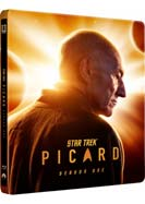 Star Trek Picard: Season 1 (Steelbook) (Blu-ray)