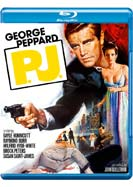 P.J. (George Peppard) (Blu-ray)