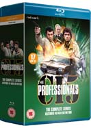 Professionals, The: The Complete Series (17-disc) (Blu-ray)