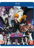 Bleach   - Movie 2: The Diamond Dust Rebellion (Blu-ray)