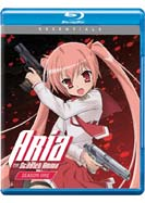 Aria the Scarlet Ammo (Blu-ray)