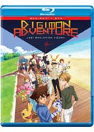 Digimon Adventure: Last Evolution Kizuna (Blu-ray & DVD)