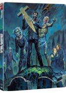 Living Dead at Manchester Morgue, The (Steelbook) (Blu-ray & DVD)