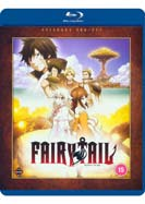 Fairy   Tail:  Collection 22½  (Zero) (Episodes 266-277) (Blu-ray)