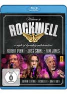 Various Artists - Rockwell (Tom Jones, Joss Stone, David Gray, Robert Plant, Razorlight) (Blu-ray)