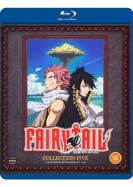 Fairy   Tail:  Collection    Five (Episodes 97-120) (Blu-ray)