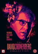 David Cronenberg Collection, The (4-disc)