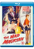 Mad Magician, The: Limited Edition (Blu-ray 3D)