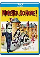Munster, Go Home! (1966) (Blu-ray)