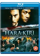 Hara-Kiri: Death of a Samurai (Blu-ray)