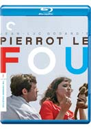Pierrot Le Fou (Criterion) (Blu-ray)