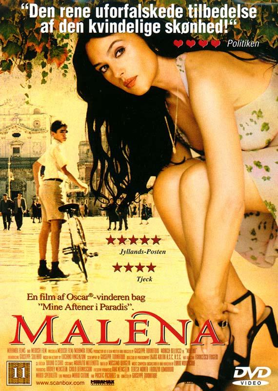 ملكة الاغراء--Malena-- للكبار فقط -- مترجم-