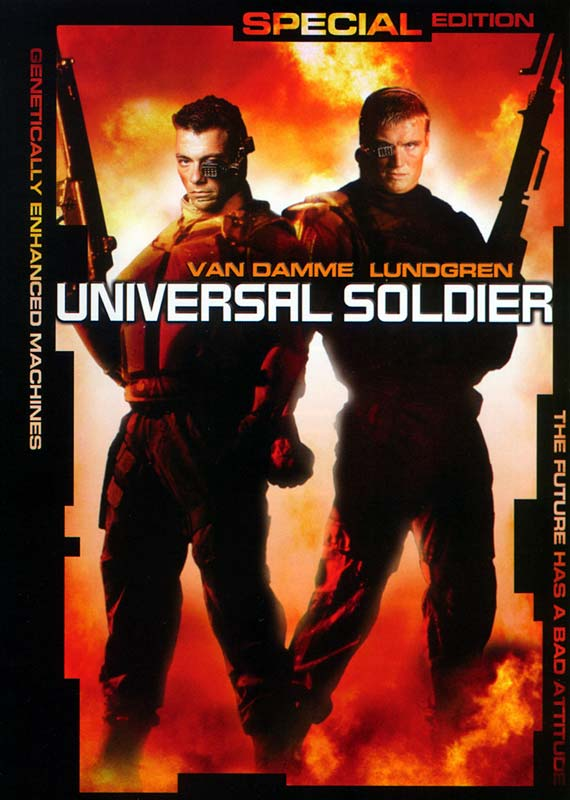 Universal Soldier (Soldado Universal) 1992 415670541189002